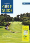 Algarve Golf Guide magazine cover